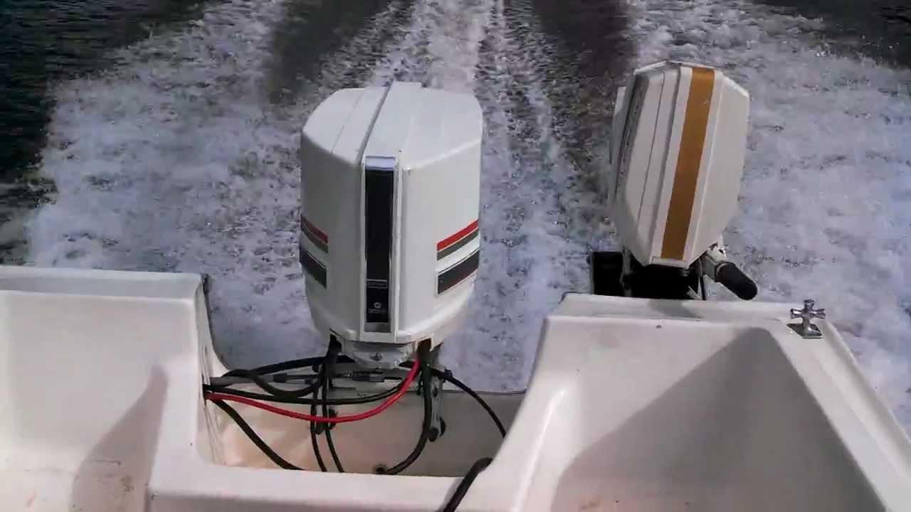 1975 chrysler outboard 75 hp [ 1280 x 720 Pixel ]