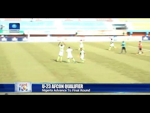 Nigeria Defeat Libya 4-0 To Qualify For U 23 AFCON