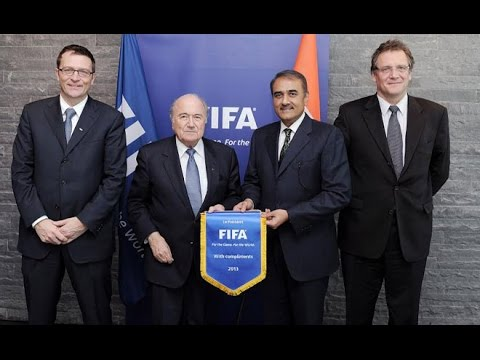 India may host FIFA World Cup : Blatter