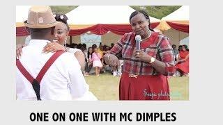 MEET MC DIMPLES SMILE THE POPULAR WEDDING MC & CAKE MATRON | PART 1