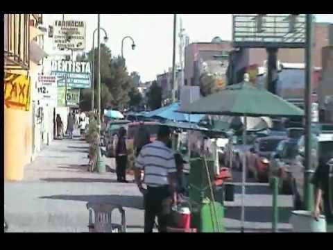 Ciudad Juárez, Mexico : Sightseeing - 1 (May., 13, 2012)