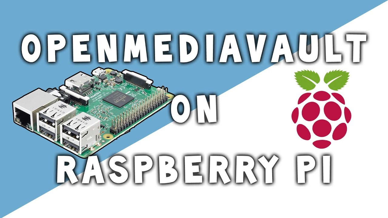 Home NAS With OpenMediaVault and Raspberry Pi