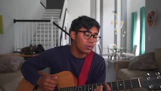 New Light John Mayer acoustic cover
