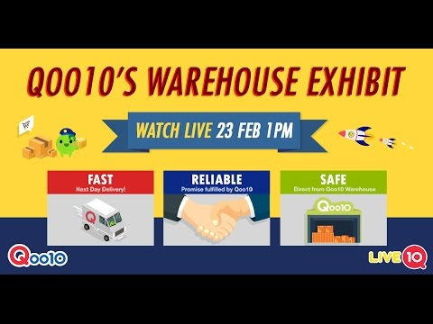 Qoo10 Singapore: Visit to Qxpress Warehouse