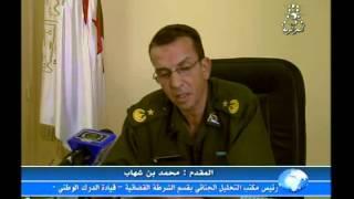 الإجراءات الحكومية الجيديدة لمحاربة التهريب بأنواعه عبر الشريط الحدودي للجزائر