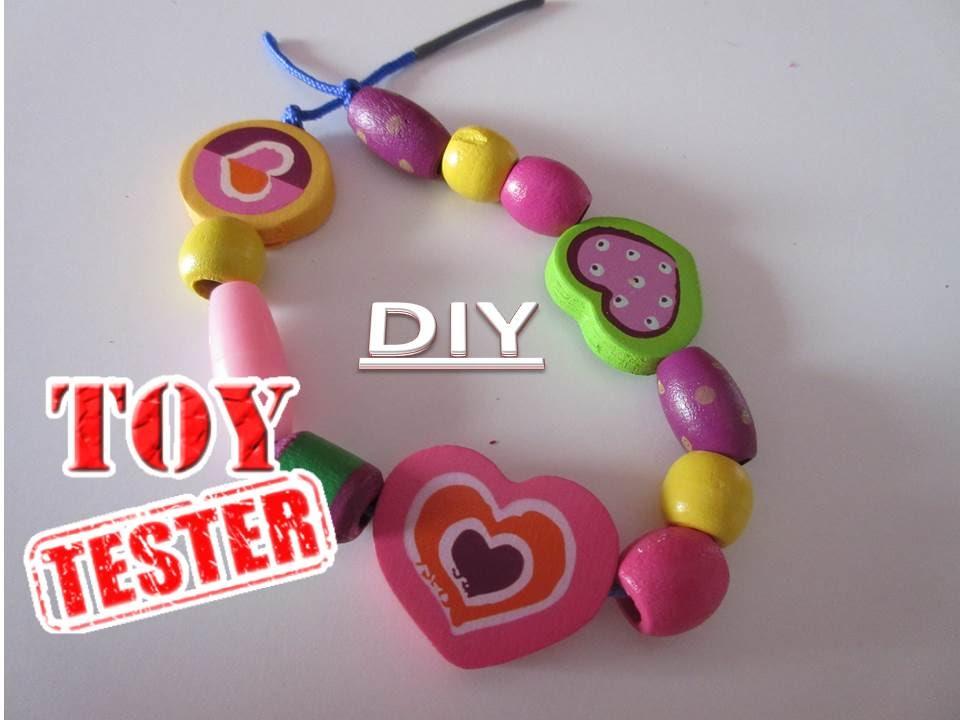 Toy Tester Para Como Juguetes Hacer Moda Accesorios Pulseras De GomitasdiyMejores Niñas SGqpUzMV