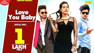 Love You Baby | Suryan Thakur, Raj Arban | Latest Love Song 2019 | Bollywood Song 2019