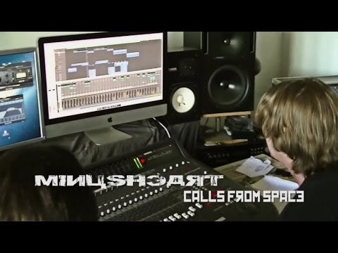 "Minusheart - EPK for the album ""Calls From Space"""