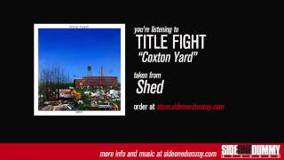Watch Title Fight Coxton Yard video