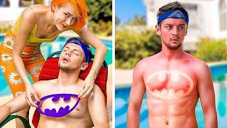 11 Funny Summer Pranks / Prank Wars!