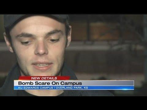 Bomb scare evacuates KU Edwards Campus in Overland Park