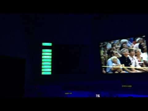 Jo rocket launch footage - JK Space Centre VIP tour '15 - 1