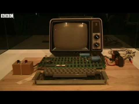 Historic Apple 1 computer up for sale at auction