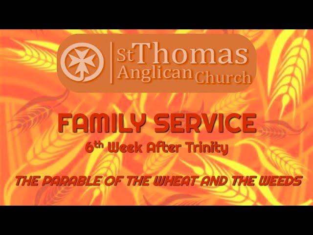 Trinity 6 Family Service