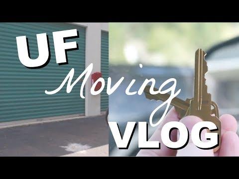 UNIVERSITY OF FLORIDA MOVING VLOG! // Taylor Barker