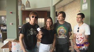 Entrevista: Marcelo Bonfá e Dado Villa-Lobos fala sobre turnê