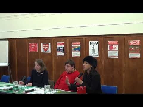 Claudia Webbe explains Labour