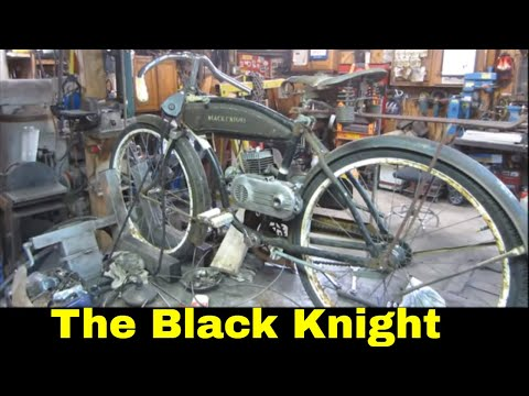 engine assisted bike. fender and seat mockup
