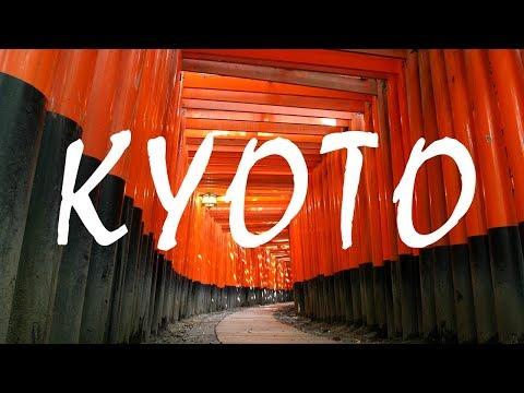 Kyoto: In Bloom [4K Japan Cinematic]