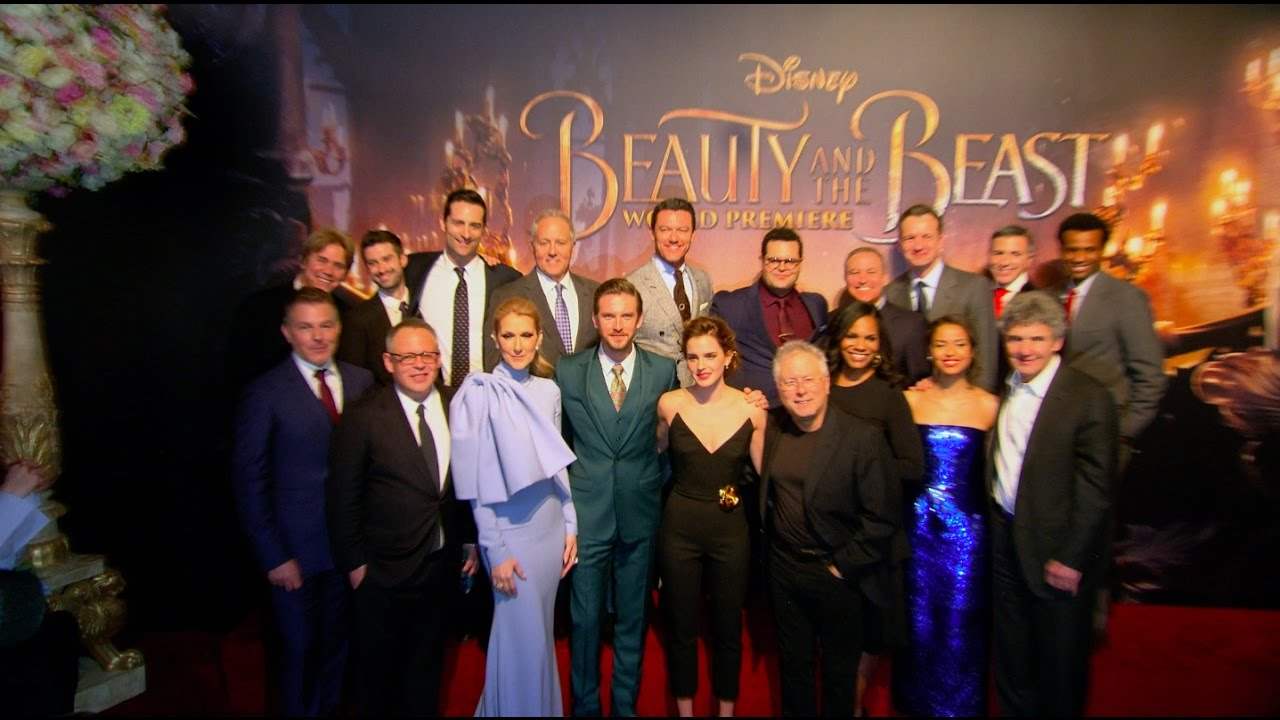 Thank You for Being Our Guest - Disney's Beauty and the Beast