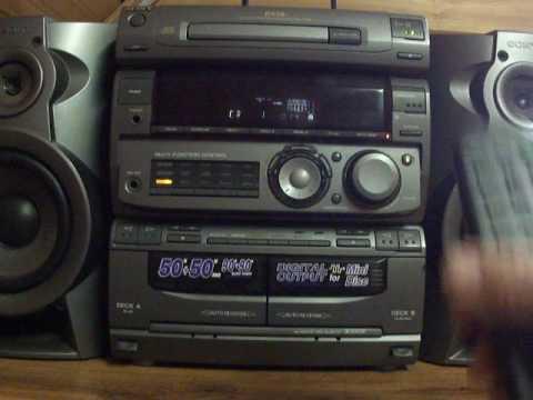 Sony Hcd- Rx50