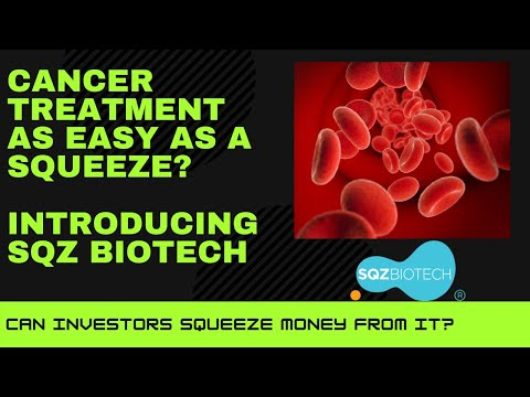 Download Introducing SQZ Biotech: Does squeezing cells result in successful living cancer treatment?