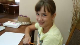 Урок ИЗО для детей 8-10 лет, Школа дизайна Эскалье. Таганрог
