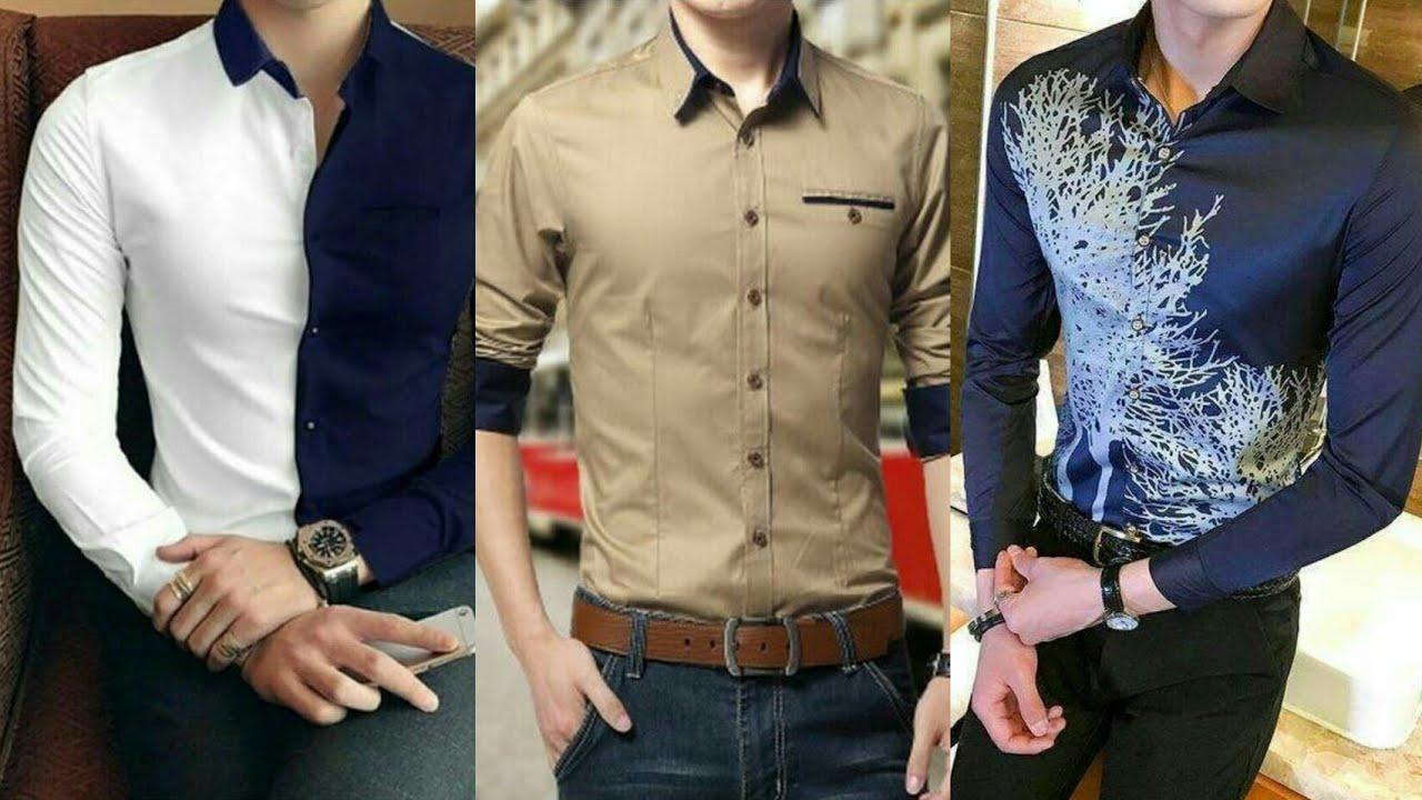 New Paint Shirt Printed design For boys    Boys Casual wear Paint shirt  ideas - YouTube