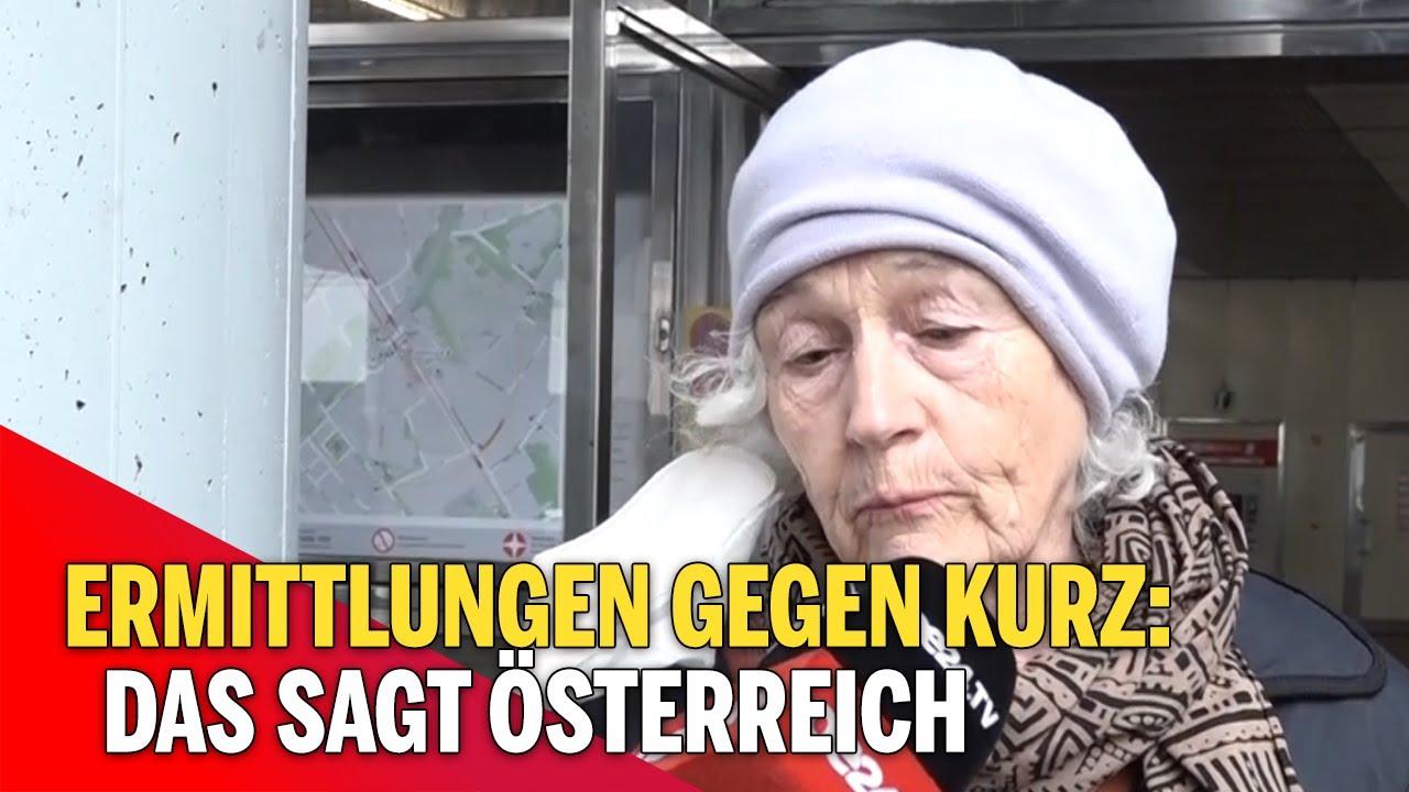 Staatsanwaltliche Ermittlungen gegen Kurz: Das sagt Österreich...