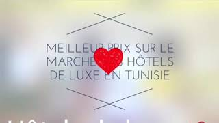 Hôtels de luxe Tunisie février