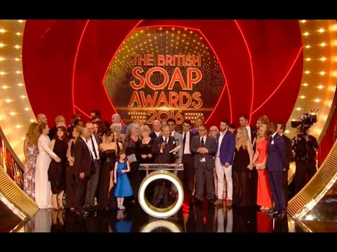 Soap Awards 2016: Emmerdale crowned Best Soap for the first time