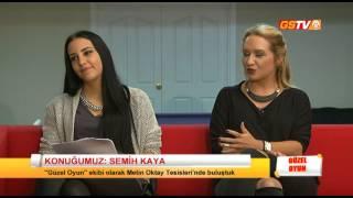 GSTV | Güzel Oyun'da Nazlı Öztürk ve Serem Tan'ın Konuğu Semih Kaya