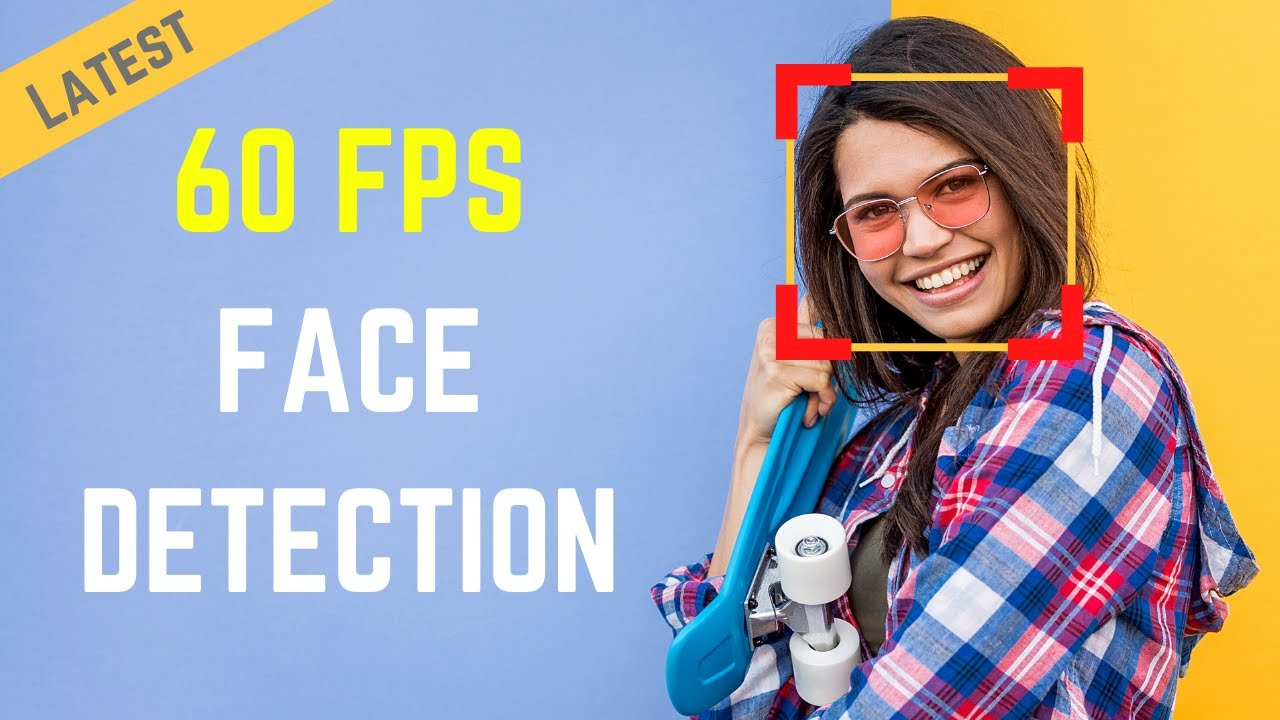 Latest 60 Fps FACE & EYE Detection | OpenCV Python | Computer Vision