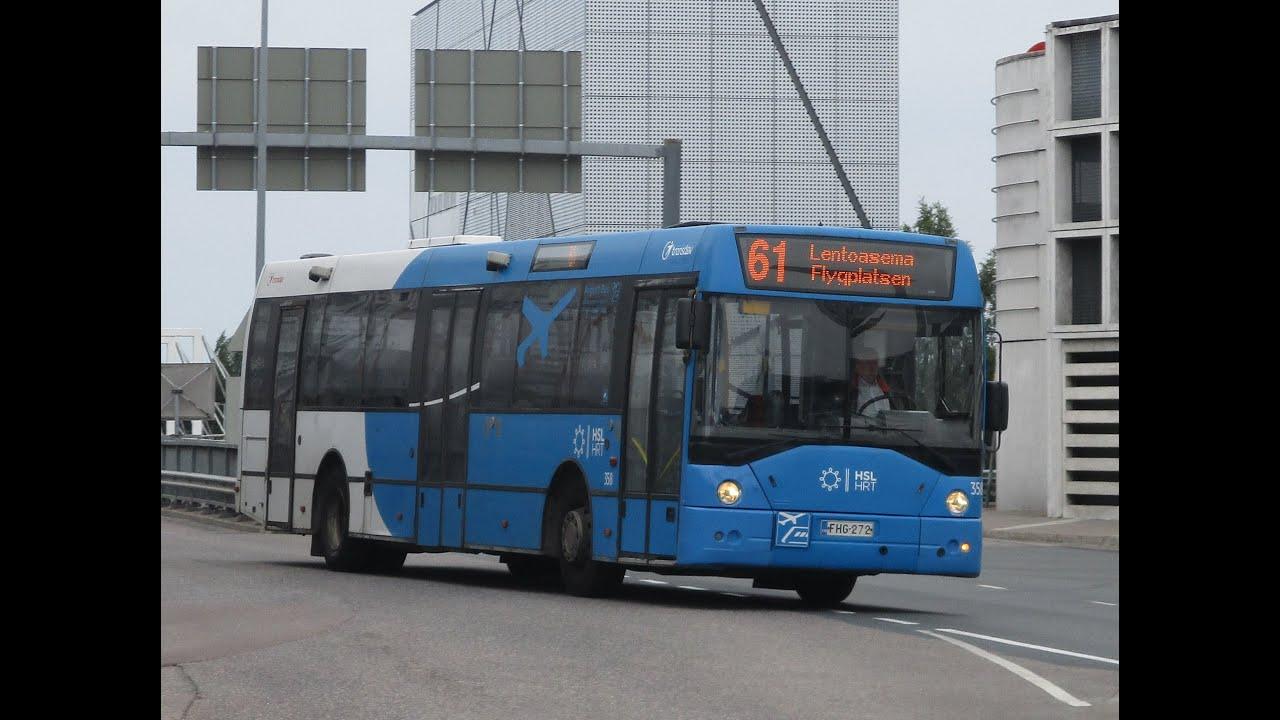 Linja-Auto Helsinki-Vantaa Lentokenttä