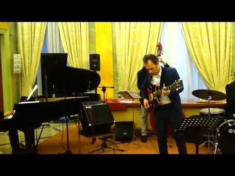 Giampiero Spina Nothing is real Live (Cinisello Balsamo, Villa Ghirlanda Silva)