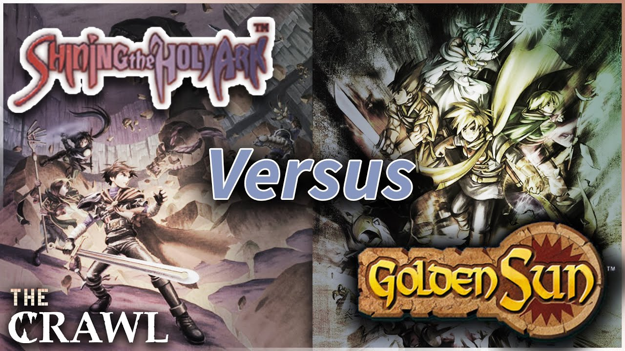 Golden Sun Fans Should Play Shining the Holy Ark