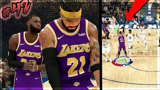 The MOST OP Badge Unlocked! NBA 2k20 MyCAREER - Last Game Before All Star Weekend! Ep. 42