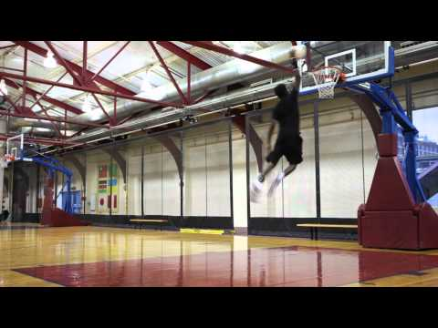 """TFB::Dunks:: 6'4"""" Justin Darlington in NYC with K1X ... Is he the Best Dunker in the World?"""