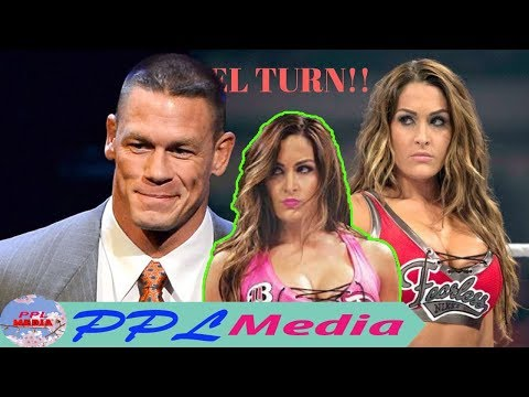 Nikki Bella is annoyed when rating of people watch her videos is still worse than John Cena's at WWE