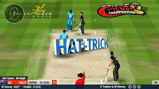 9th July world cup Semi Final India vs New Zealand wcc2 gameplay
