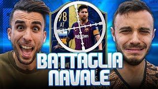 BATTAGLIA NAVALE con i TOTY vs FIUS GAMER! | FIFA 19 [ITA]