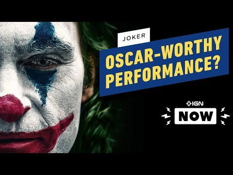 could-joker-finally-win-joaquin-phoenix-an-oscar?---ign-now