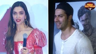 Deepika Padukone & Varun Dhawan Will Not Work Together In Shoojit Sircar's Next  | Bollywood News