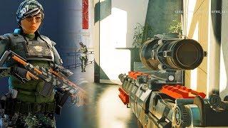 DOKKAEBI GAMEPLAY - New Rainbow Six Siege Operator (Operation White Noise)