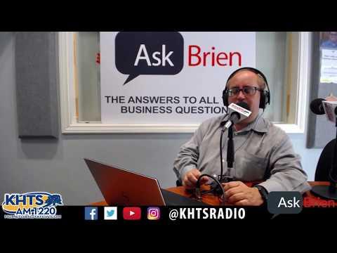 Ask Brien – Oct 5, 2017 - KHTS - Santa Clarita