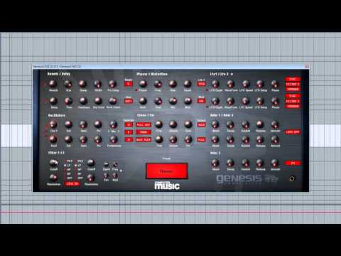 ummet ozcan genesis cm synthesizer 1.0.0.1 vsti