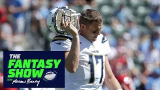 Is it time to bench Philip Rivers in fantasy? | The Fantasy Show with Matthew Berry | ESPN