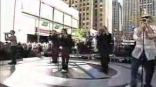 Backstreet Boys - I'll Never Break Your Heart LIVE NY