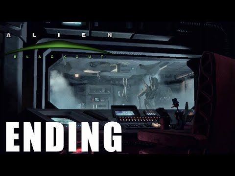 Alien: Blackout LEVEL 7 [ENDING] - IOS / Android / AMAZON - Walkthrough Gameplay Part 5