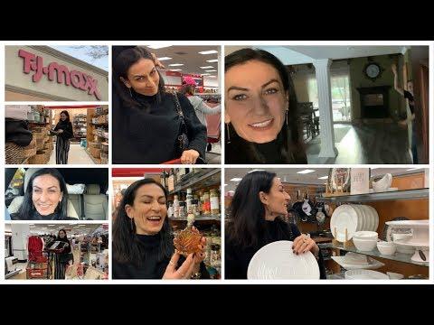 Шопинг в Магазине TJ Maxx - Семейный Влог - Эгине - Heghineh Cooking Show In Russian